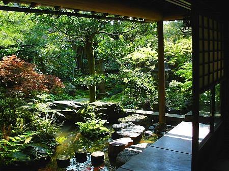 庭院景观设计|小庭院设计|小庭院景观设计