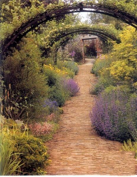 私家庭院设计 英式庭院