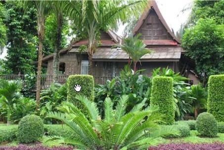 东南亚风格庭院