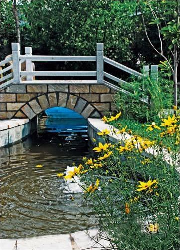 庭院景觀設計|小庭院設計|小庭院景觀設計|別墅花園設計|上海別墅花園