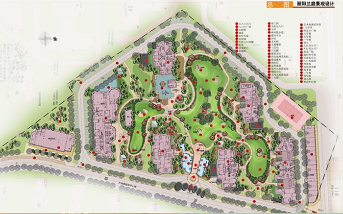 庭院景观设计|小庭院设计|小庭院景观设计|别墅花园设计|上海别墅花园